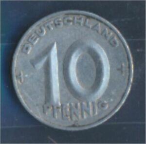 DDR-Jagerno-1507-1953-e-ext-fine-10-Pfennig-hammer-Zirkel-zwisch-7849360