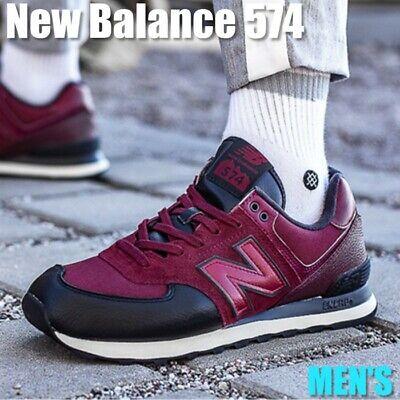 New Balance Men's ML574LHB Classic Shoe