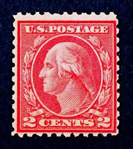 Scott US #546 - 1919-22 Washington, 2 Cents; Mint Never Hinged; OG; CV=$230