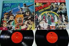 Various - Kino Schlager - Schöne Stunden 1948 - 1953, 2x LP, Vinyl, mint-