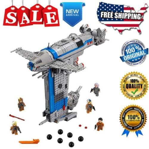 Building Blocks Sets Star Wars 05129 The Resistance Bomber Model Toys for Kids