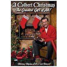 A Colbert Christmas: The Greatest Gift of All!, New DVD, Stephen Colbert, Elvis