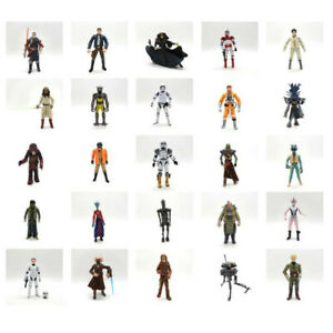 """Star Wars 3 3/4""""  Action Figures POTF TVC 5POA TLC - Choose the ones you want"""
