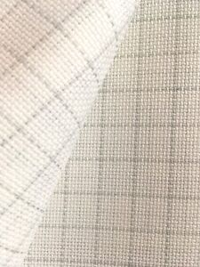 "Zweigart's Aida Fabric for Cross Stitch  16 count 18"" x 21"" Tobacco"