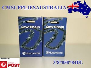 Husqvarna-Chainsaw-Chain-2X-3-8X058X84DL-Fits-24-039-039-Bar-Husqvarna-Stihl-Echo-Etc