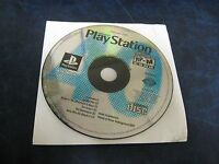 January 2001 Play Station Playstation Magazine Game Disc In Package