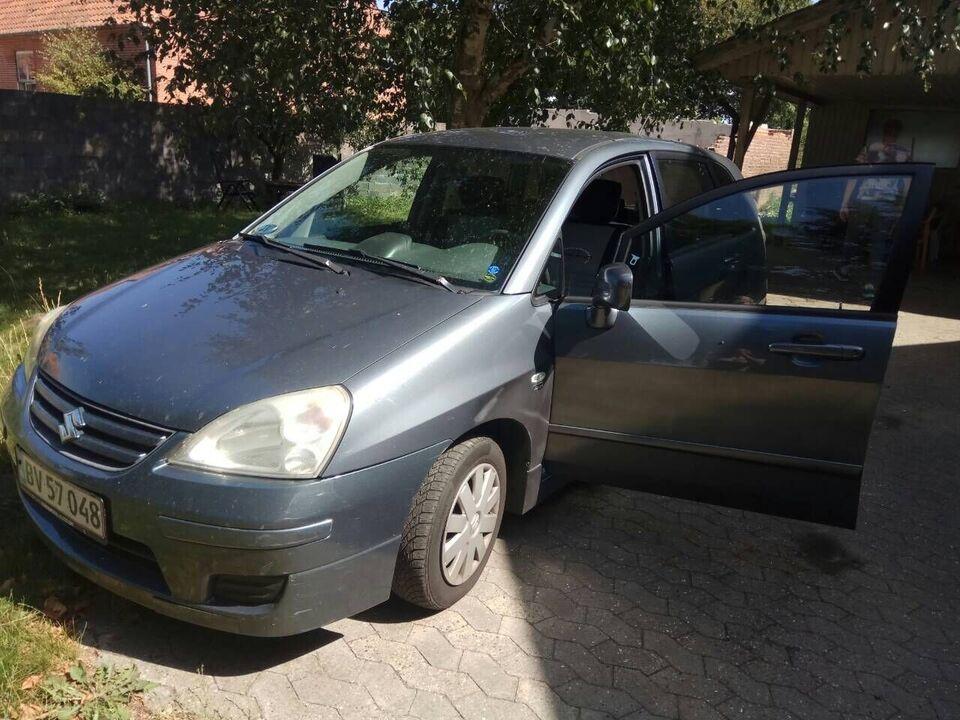 Suzuki Liana, 1,3, Benzin