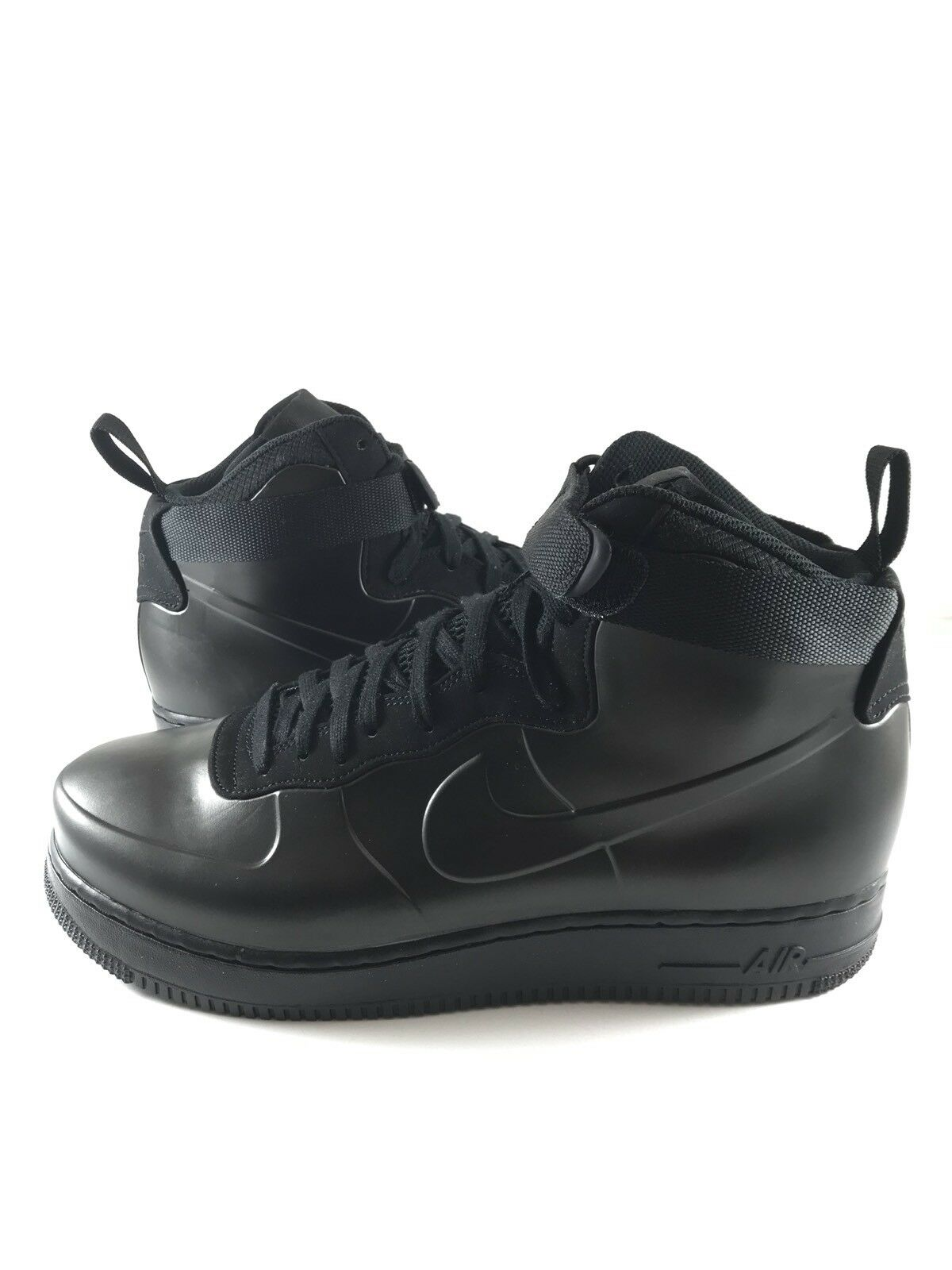Nike air force 1 foamposite cupsole 001 triple schwarz ah6771 001 cupsole mens 11,5 af1 d7d9b7