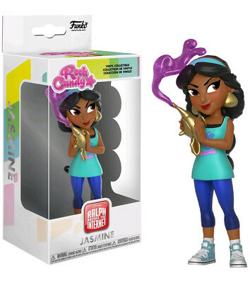 Funko Figure Wreck it Ralph 2 Comfy Jasmine Rock Candy