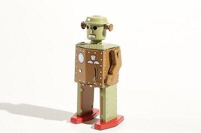 Blechspielzeug Sonstige Blechspielzeug Roboter Atomic Robot Man °°tin Toy°° Jouet En Tôle Krankheiten Zu Verhindern Und Zu Heilen