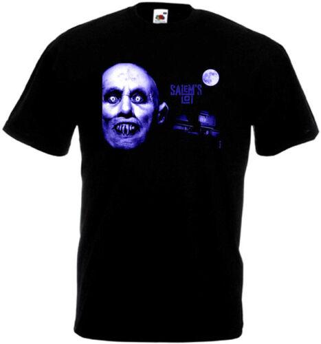 Salem/'s Lot v4 T shirt black movie poster all sizes S-5XL