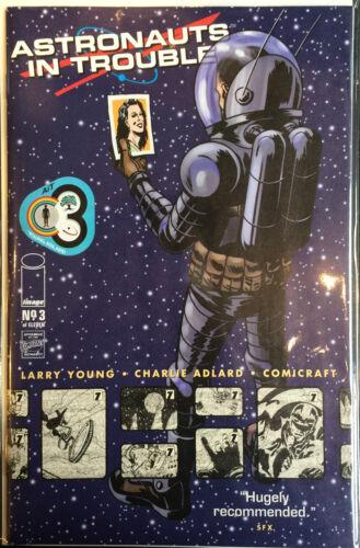 Astronauts IN Trouble #3 NM 1st Aufdruck Bild Comics