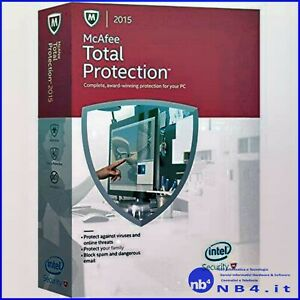 MCAFEE-Antivirus-Internet-Security-e-Total-Protection-Licenza-DIGITALE