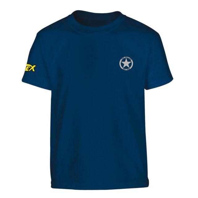 Tex Willer Sergio Bonelli Distintivo Ranger Stella Petto Logo Manica T-Shirt L