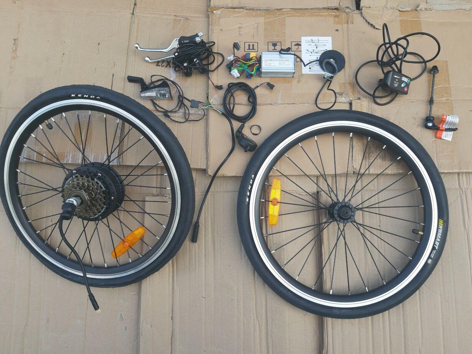 36V 250w electric Fahrrad conversion 20  wheel
