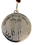 Personalised Athletics Unisex Running Silver Medal /& Ribbon ENGRAVED FREE