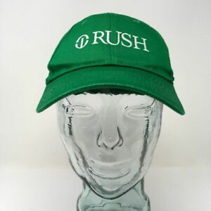 Port-amp-Company-Rush-Baseball-Cap-Hat-Cotton-Green-OSFM-Strap-Back