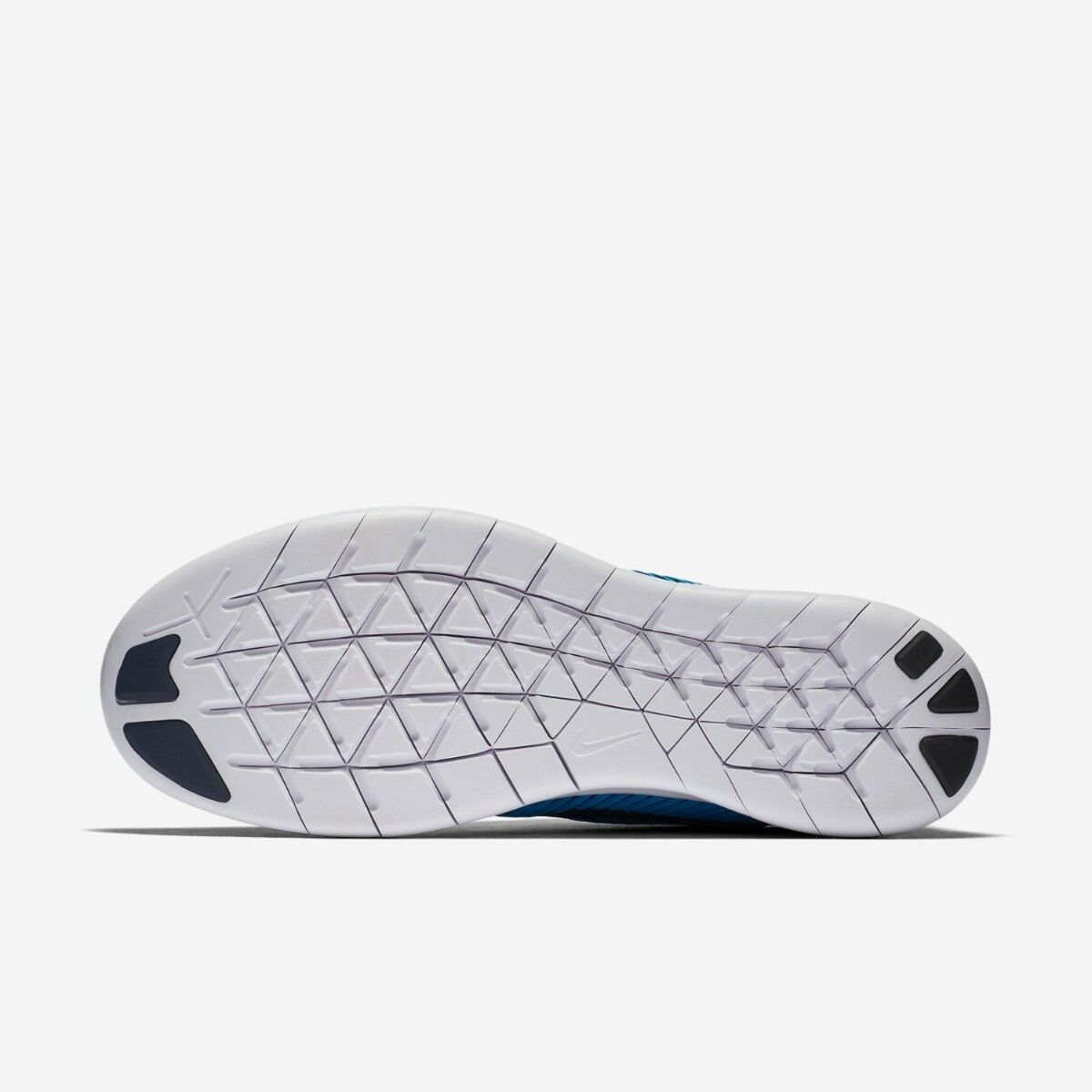 Damen Nike gratis Rennen Rennen Rennen cmtr Größe 3,5 4 Blaus Laufschuhe NEU 59cd60