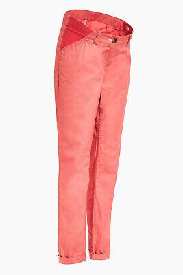 Dedito N £ Xt Maternità Corallo In Contrasto Cotone Chino Slim Leg Pantaloni Taglia 10 Lungo Nuovo Con Etichetta-mostra Il Titolo Originale Vendita Calda 50-70% Di Sconto