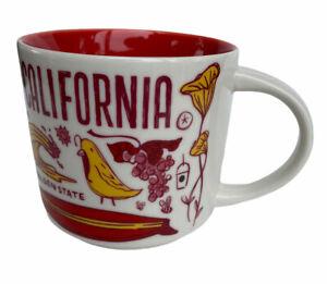 Starbucks 2018 California Been There Series Ceramic Mug 14 fl oz