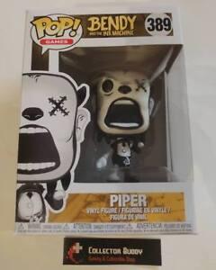 Funko Bendy and The Ink Machine: Piper 1 Random Video Game Trading Card Vinyl Figure POP