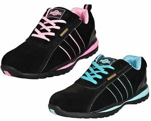 Womens-Steel-Toe-Cap-Work-Safety-Shoes-Ultra-Lightweight-Northwest-Trainers-Boot