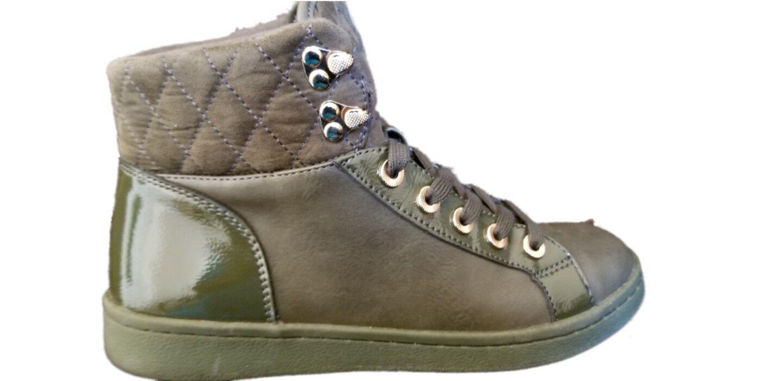 Bottes Aldo Army vert Lacets Pointure 7.5
