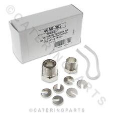 """Garland 1143902 3/8 """"ripieno BOX ghiandola KIT PER MONTARE TERMOSTATO capillare e lampadine"""