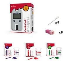 CardioChek Analyzer Starter Cholesterol kit with 3 count cholesterol test #60K
