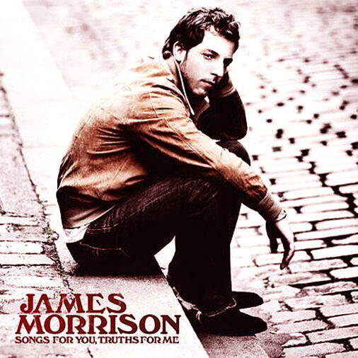 JAMES MORRISON SONGS FOR YOU, TRUTHS FOR ME CD Album EX/EX/MINT