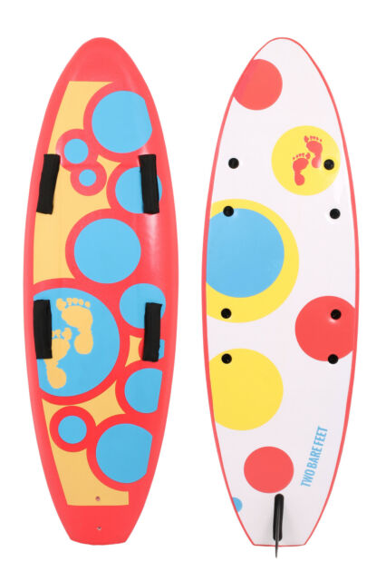 Multi Purpose NIPPER Mini Soft Surf / Rescue Board Versatile Vibrant Colours