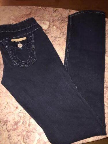 Femmes Pour Taille 30427 Ca Taille Religion Authentique Basse True Jeans 112790 24 Skinny Rn SFRYx0qq