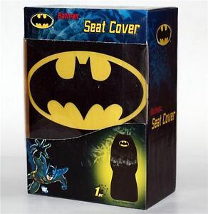 BATMAN-The-Dark-Knight-DC-Comics-Superhero-Shield-Logo-CAR-TRUCK-SEAT-COVER-1-Pc