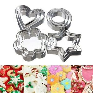 3pcs-Stainless-Steel-Biscuit-Pastry-Cookie-Cutter-Cake-Decor-Baking-Mold-Tools