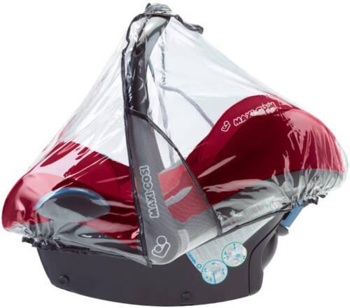 Maxi Cosi Regenverdeck Regenschutz für Cabriofix Pebble /& Citi SPS NEU