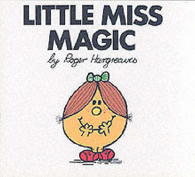 """AS NEW"" Little Miss Magic (Little Miss Library), Hargreaves, Roger, Book"