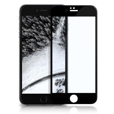 3D Panzer Glas für iPhone 7 Plus iPhone 8 Plus Panzerfolie Full Screen Curved 9H