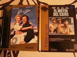 Lote-2-DVD-El-Motin-del-Caine-Siete-novias-para-Siete-Hermanos