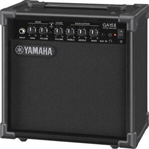 Yamaha GA15II GA-15 II Comboverstärker für E-Gitarre ...