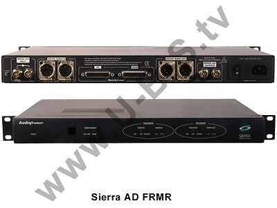 100% Quality Sierra Audioframer Cameras & Photo ad Frmr Other Consumer Electronics