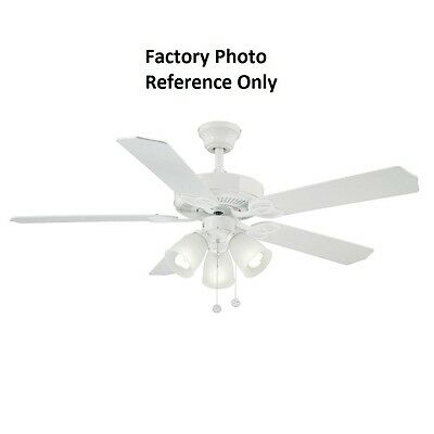 Brookhurst 52 In Indoor White Ceiling Fan Replacement