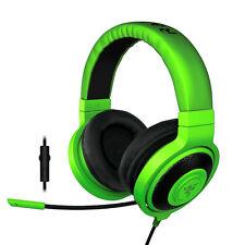 Razer Kraken Pro Analog Gaming Headset for PC / Xbox One / Playstation 4 Green