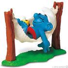 *NEW* SCHLEICH 40226 Super Smurfs SMURF IN HAMMOCK - RARE Smurf Smurfette