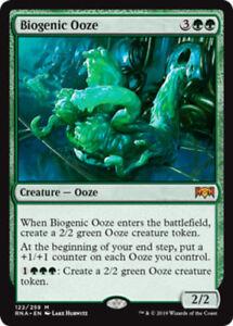 Biogenic-Ooze-x1-Magic-the-Gathering-1x-Ravnica-Allegiance-mtg-card
