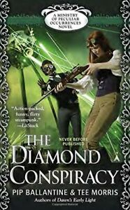 The-Diamond-Conspiracy-Peculiar-Occurrences-Novel-by-Morris-Tee-Book-The