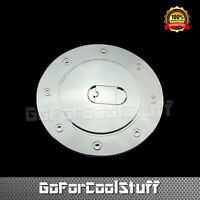 For Toyota Tundra 2007-2015 Chrome Gas Tank Fuel Door Cover