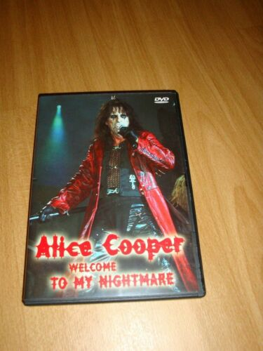 1 von 1 - Alice Cooper - Welcome to my Nightmare