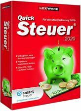 Artikelbild QuickSteuer 2020 von Lexware