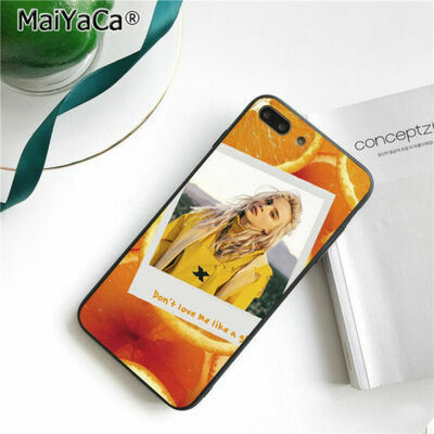 Music Singer Star Billie Eilish Khalid case For Iphone 5 6 7 8 X XS MAX XR