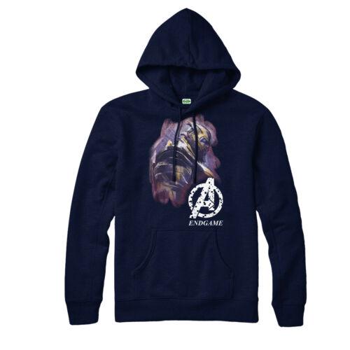 Marvel Legends Hoodie Avengers End Game Thanos Captain Adult /& Kids  Hoodie Top
